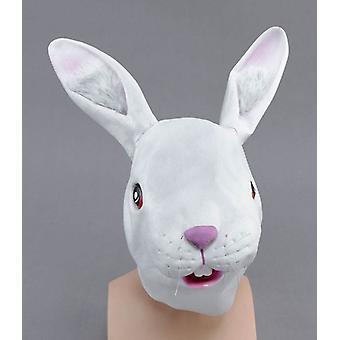 White Rabbit Overhead Mask (Bunny).