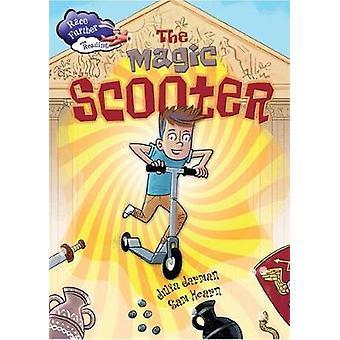 Magiske Scooter av Julia Jarman - Sam Hearn - 9781445133546 Bestill