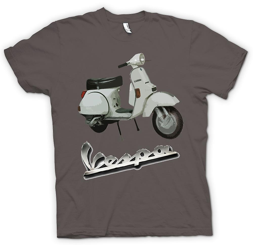 Womens T-shirt - Vespa PX 200 - Classic Roller