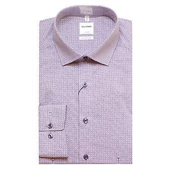 Olymp Shirt 1026 98 Wine