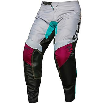 Seven MX Black-Maroon 2018 Annex Ignite Kids MX Pant