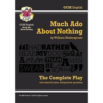 Klasse 9-1 GCSE English Much Ado About Nothing - das komplette Spiel durch