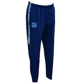 2018-2019 Barcelona Nike Training Pants (Coastal Blue)
