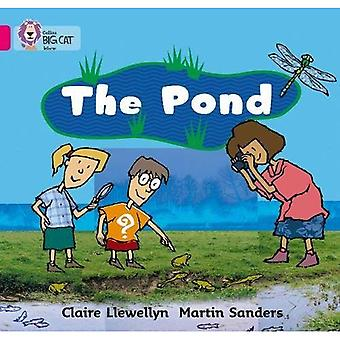 The Pond: Band 01b/Pink B (Collins Big Cat)