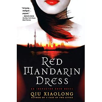Red Mandarin Dress (Inspector Chen Cao)