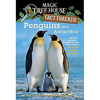 Penguins and Antarctica (Magic Tree House Research Guides)