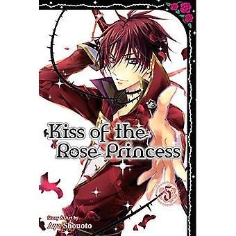 Kiss of the Rose Princess Volume 5
