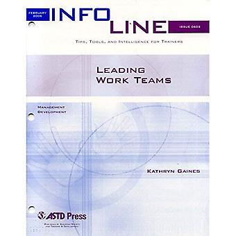 Leading Work Teams (Infoline ASTD)
