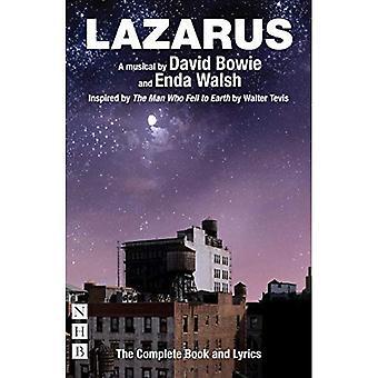 Lazarus: Das komplette Buch und songtexte