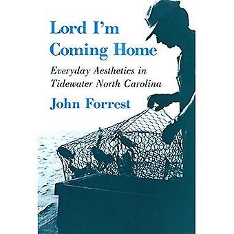 Herre I 'm Coming Home: vardagliga estetik i Tidewater North Carolina (antropologin av samtida frågor)