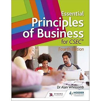 Essential Principles of Business for CSEC: 4th Edition