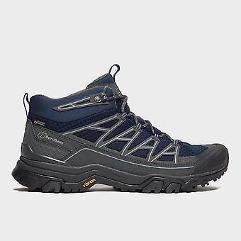 New Berghaus Women's Expanse Mid GORE-TEX Walking Boots Grey