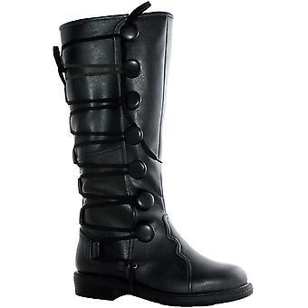 Boots Ren Mens Bk TG 10-11