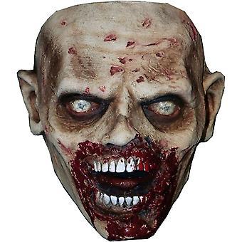 Walking Dead Biter Walker Face For Adults