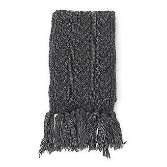 Barena Venezia Grey Wool Scarf