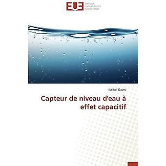 Capteur de niveau deau  effet capacitif by GASMII