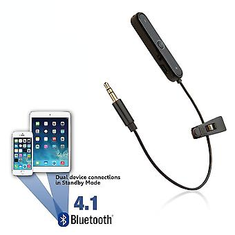 REYTID Bluetooth Adapter for Audio Technica OX5 SonicFuel Headphones - Wireless Converter Receiver On-Ear Earphones