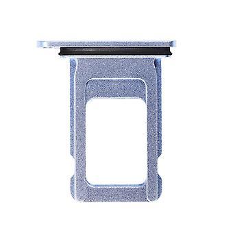 Niebieski pojedynczy zasobnik SIM dla iPhone XR