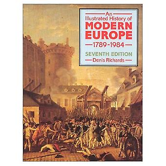 Illustrated History of Modern Europe, 1789-1984