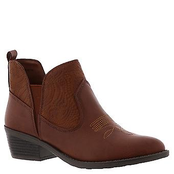 Easy Street Womens Legend Almond Toe Ankle Fashion Boots