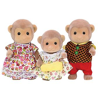 Sylvanian Families Monkey familie Set