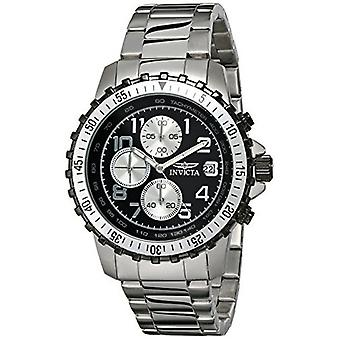 Invicta  Specialty 6000  Stainless Steel Chronograph  Watch