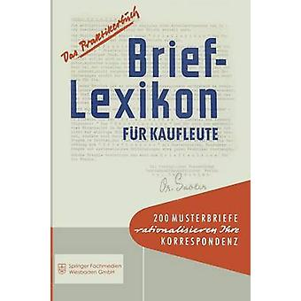 BriefLexikon fr Kaufleute by Schriftleitung
