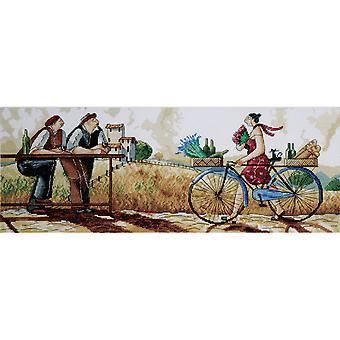 The Delivery Counted Cross Stitch Kit 8