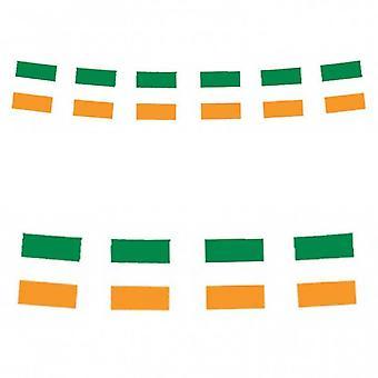 Amscan 3 m orgullo pasión Irlanda partido del empavesado pequeño accesorio
