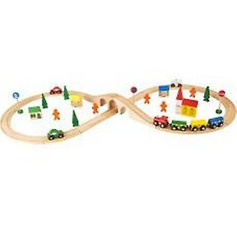 Legler Train in eight (Kinderen , Speelgoed , Vehicles , Tracks and circuits)