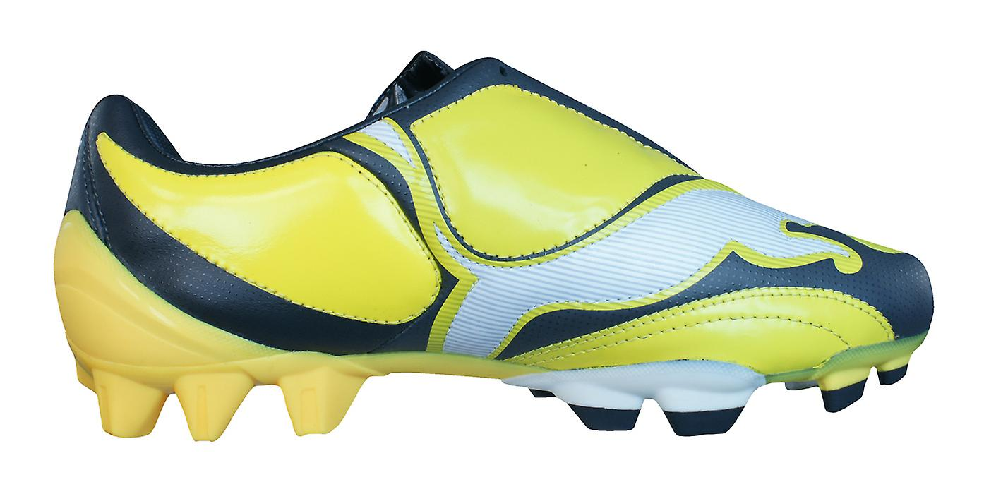 Puma Yellow Boots Mens FG V3 i Cleats Leather 08 Football Puma vq1wCpaW