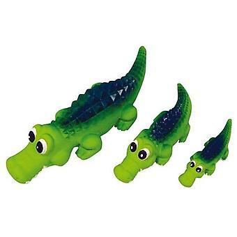 Squeaky Latex Crocodile Large 35cm