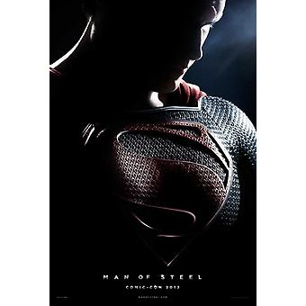 Man of Steel Movie Poster (11 x 17)
