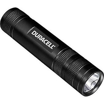 LED Torch Wrist strap Duracell battery-powered 185 lm Black