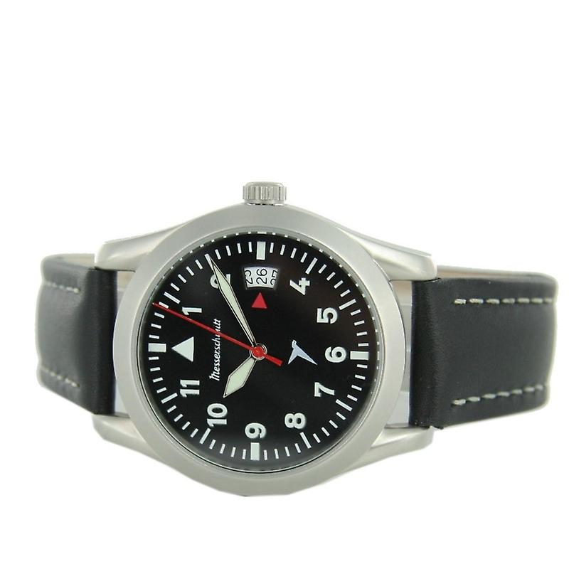 Aristo gentlemen Messerschmitt flying watch stainless steel ME 40DAY