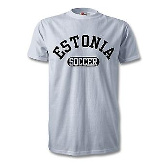 Estonia Soccer Kids T-Shirt