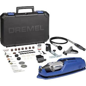 Multifunction tool incl. accessories, incl. case 72-piece 175 W Dremel 4000-4/65 F0134000JP