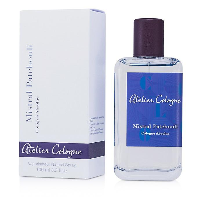 Atelier Köln Mistral Patchouli Köln Absolue Spray 100ml / 3.3 oz