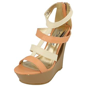Kära Anne Michelle Wedge sandaler L3394