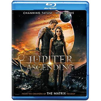 Jupiter Ascending [BLU-RAY] USA import