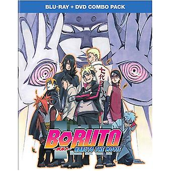 Boruto - Naruto film [Blu-ray] USA import