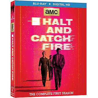 Stoppa & Catch Fire [BLU-RAY] USA import