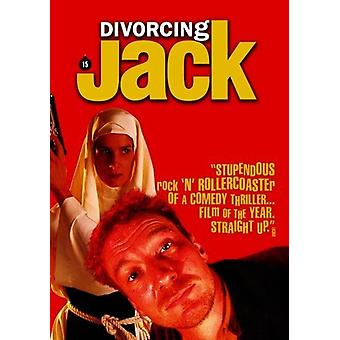 Divorcing Jack [DVD] USA import