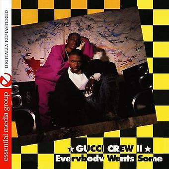 Gucci Crew II - Everybody Wants Some [CD] USA import