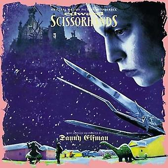Soundtrack - Edward Scissorhan(LP [Vinyl] USA import