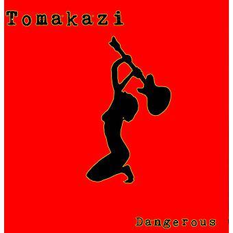 Tomakazi - farlige [CD] USA importerer
