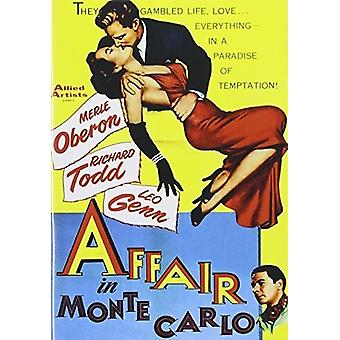 Affair in Monte Carlo [DVD] USA import