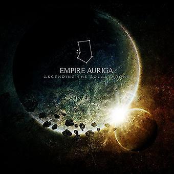 Imperio Auriga - ascendente la importación de los E.e.u.u. Solarthrone [CD]