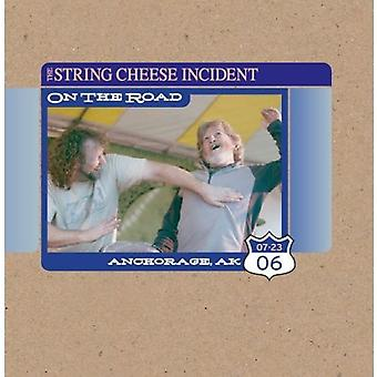 Snor ost hændelse - Anchora Ak 7/23/06 på vej [CD] USA importen