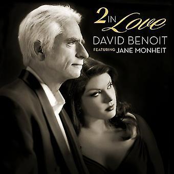 David Benoit - 2 in Love [CD] USA import